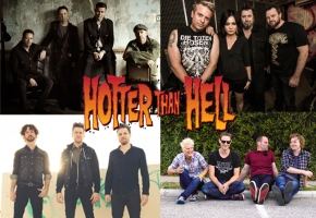 Aussie Summer Festival Is Here & Hotter Than Hell