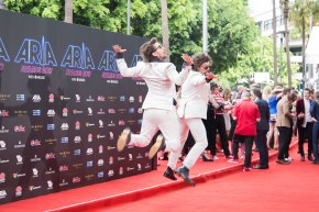 Popping The ARIAs Cherry – A Photographer's Review