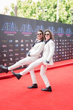 ARIAs Photo Gallery